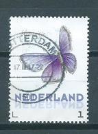 Netherlands Butterfly,blauwtje Used/gebruikt/oblitere - 2013-... (Willem-Alexander)