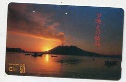 TK 07885 JAPAN - 330-01713 Landscape - Landschappen