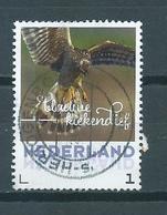 Netherlands Birds,blauwe Kiekendief Used/gebruikt/oblitere - 2013-... (Willem-Alexander)