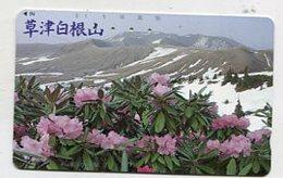TK 07887 JAPAN - 110-011 Landscape - Landschappen