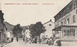CORNIMONT GRANDE RUE ET HOTEL - Cornimont