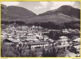 Cavalese Trento Stazione Ferroviaria Treni In Pp Cpa 1959 - Trento