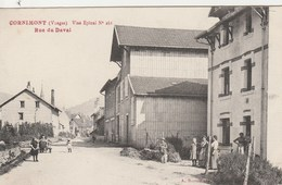CORNIMONT RUE DU DAVAL - Cornimont