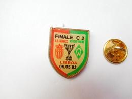 Beau Pin's , Football , Finale AS Monaco - Werder Brême , Lisboa , Lisbonne , Portugal - Football