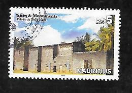 TIMBRE OBLITERE DE MAURICE DE 2013 N° MICHEL 1137 - Maurice (1968-...)