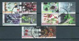 2012 Netherlands Complete Set Beleef De Seizoenen Used/gebruikt/oblitere...SEE SCAN FOR PERFOARATION - Period 1980-... (Beatrix)