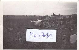 Foto Lorraine Schlepper Panzer Später Marder Frankreich 1940 Deutsche Soldaten 2.Weltkrieg - War, Military