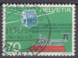 HELVETIA - SUISSE - SVIZZERA - 1979 - Yvert 1094, Usato. - Usati