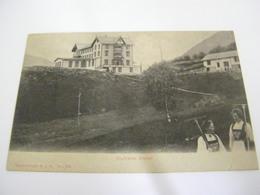 C.P.A.- Norvège - Stalheim - Stalheim Hotel - 1920 - SUP (CJ 44) - Noruega