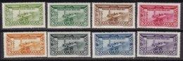 SYRIE - Exposition De Paris 1937 - Série Complète Neuve TB - Syria (1919-1945)