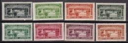GRAND LIBAN - Exposition De Paris 1937 - Série Complète NeuveTTB - Great Lebanon (1924-1945)