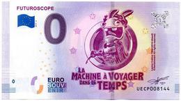 Billet Souvenir - 0 Euro - France - Futuroscope - Lapins Crétins (2019-4) - EURO