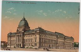 URUGUAY- MONTEVIDEO  -Palacio De Gobierno -Postales Antiguas 1911 - Uruguay