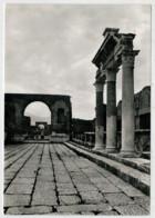 POMPEI    FORO  CIVILE    ARCHI  DI  TRIONFO         (VIAGGIATA) - Pompei