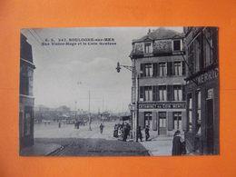 Cpa  Boulogne Sur Mer 62 Estaminet Coin Menteur - Boulogne Sur Mer