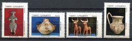 Turquie - 1974 - Yt 2091/2094 - Découvertes Archéologiques - ** - 1921-... Republik