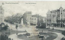 Schaarbeek - Schaerbeek - VPlace Des Bienfaiteurs - Ed. Nels Serie No 264 - 1914 - Schaarbeek - Schaerbeek