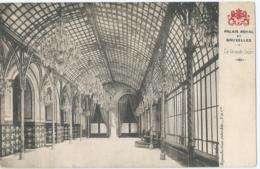 Laeken - Palais Royal De Bruxelles - La Grande Serre - Vanderauwera & Cie, Editeurs - 1904 - Laeken