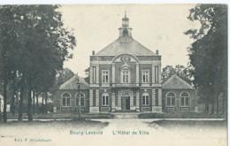 Leopoldsburg - Bourg-Léopold - L'Hôtel De Ville - Edit F. Mondelaers - 1910 - Leopoldsburg