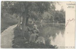 Linkebeek - Etang Du Moulin Rose  - Nels Serie 11 No 361 - 1903 - Linkebeek