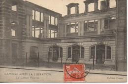 59 CAMBRAI   Collège Fénélon Après La Libération - Cambrai