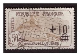 Timbre N° 167 Obl. - Francia