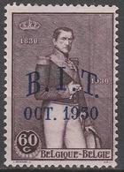 Belgie    .    OBP      .     305/307   (3  Scans)      .      **       .   Postfris    .  / .  Neuf Sans  Charniere - Belgique