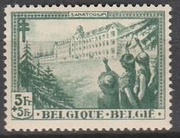 Belgie    .    OBP      .     362   (2 Scans)        .      **       .   Postfris    .  / .  Neuf Sans  Charniere - Belgique