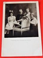 ERZHERZOG  FRANZ FERDINAND Von ÖSTERREICH Mit Kindern - Archiduc François Ferdinand D'Autriche Et Enfants - Familles Royales