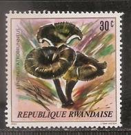RWANDA NEUF SANS TRACE DE CHARNIERE - 1980-89: Neufs