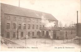 101) BAESRODE - Usines P. Vermeylen & Fils - Une Partie De L'Amidonnerie - Goede Staat ! - Dendermonde