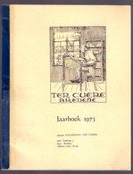 Jaarboek 1973 TER CUERE BREDENE Oostende MOSSELHOEK SLIJKENS KARABIJNSCHUTTERS VUURTOREN STRANDJUTTER FORTEN BELEG Z797A - Bredene