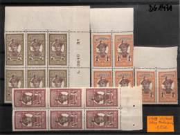NB - [515087]TB//**/Mnh-Martinique 1908 - Blocs Martiniquaise - Martinique (1886-1947)