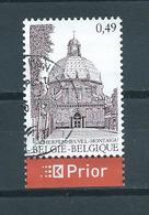 2004 Belgium Scherpenheuvel+priority Tab Used/gebruikt/oblitere - Belgium
