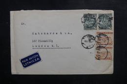 POLOGNE - Enveloppe De Krakow Pour Londres En 1939, Affranchissement Plaisant.- L 39465 - 1919-1939 République
