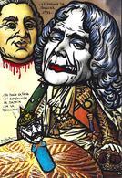 CPM Epiphanie Galette Gateau Des Rois Fève Satirique Louis XVI Révolution Tirage Limité En 30 Exemplaires - Felicitaciones (Fiestas)