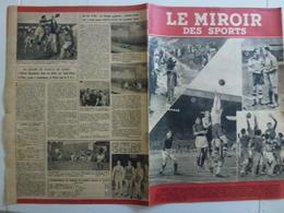 Le Miroir Des Sports 8 Février 1943 Cyclisme WW2 Football 82  Coupe De France Oubron - Livres, BD, Revues