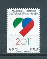 2011 Italy Culture Used/gebruikt/oblitere - 6. 1946-.. Republic