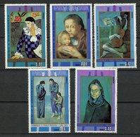 Guinée Equatoriale - Guinea 1973 Y&T N°40 - Michel N°(?) (o) - Hommage à Pablo Picasso - Äquatorial-Guinea