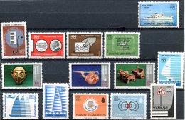Turquie - 1977 - Lot Timbres ** - Nºs Dans Description ** - 1921-... Republik