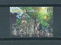 2016 Spain Camino De Santiago Used/gebruikt/oblitere - 1931-Today: 2nd Rep - ... Juan Carlos I