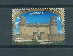 2017 Spain Castillo Real Madrid Used/gebruikt/oblitere - 1931-Tegenwoordig: 2de Rep. - ...Juan Carlos I