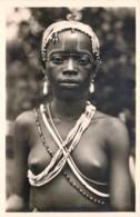 Publ. ZAGOURSKI - L'Afrique Qui Disparait - Danseuse Ya-Koma N° 42 - Congo Belge - Autres
