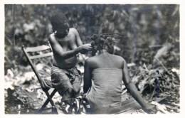 Publ. ZAGOURSKI - L'Afrique Qui Disparait - Diverses Coiffures Africaines- N° 150 - Congo Français - Autres