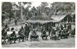 Publ. ZAGOURSKI - L'Afrique Qui Disparait - Prov. Or. - Mangbetu - La Réunion N° 59 - Congo Belge - Autres