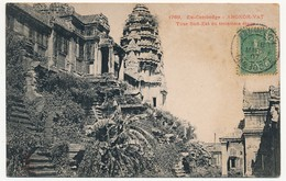 CPA - CAMBODGE - ANGKOR-VAT - Tour Sud-Est Du Troisième étage - Cambodge