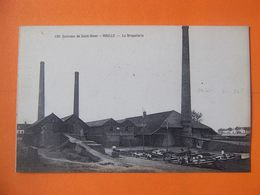 Cpa Houlle Saint Omer 62  Briqueterie - Saint Omer