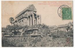 CPA - CAMBODGE - ANGKOR-VAT - Petit Temple Entre La Première Et La Deuxième Galerie (Cour Nord-Ouest) - Cambodge
