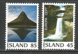 Iceland 1977 Mint Stamps MNH(**)  Set Europa Cept - 1944-... Repubblica