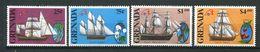 250 GRENADE 1989 - Yvert 1803/06 - Revolution Francaise Philexfrance Bateau - Neuf ** (MNH) Sans Charniere - Grenada (1974-...)